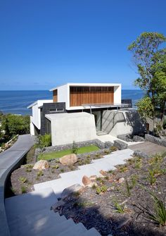 The Coolum Bays House by Aboda Design Group