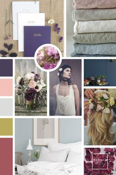 Image Triste, Color Patterns, Color Schemes, March Colors, Web Design, Graphic Design, Layout Inspiration, Mood Boards, Lilac