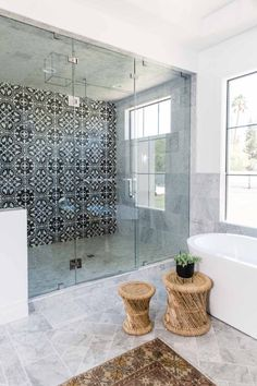 A Dream Home that Checks ALL the Boxes & Our Interview with The LifeStyled Company Home Detox, Master Shower, Bathroom Interior Design, Bathroom Inspiration, Home Renovation, Decoration, Designer, House, Interview