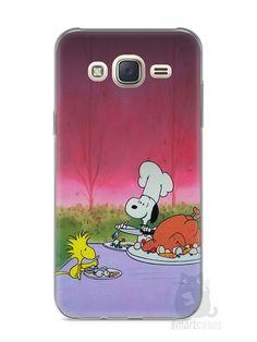 Capa Capinha Samsung J7 Snoopy #15 - SmartCases - Acessórios para celulares e tablets :)