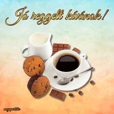 Jó reggelt kívánok! - Megaport Media Share Pictures, Animated Gifs, Watch, Tableware, Dinnerware, Bracelet Watch, Tablewares, Porcelain