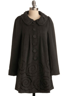 gust of glamour coat. Love this..
