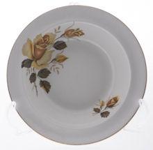 Alfred Meakin -  Meakin - Alfred Meakin Glow White Yellow Rose  - Meakin Yellow Rose Dessert bowl SET OF 6