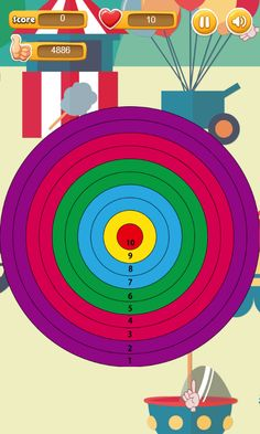 Free Darts Games - Dart Board - This is a really good example of free darts games. This game's goal is to hit the center of dartboard with a dart. Darts Game, Dart Board, Indie Games, Goal, Video Games, Kids Rugs, Free, Diana, Videogames