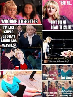 Pitch Perfect, I love, love, love this movie!