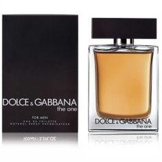 Dolce & Gabbana The One Perfume for Men Eau de Toilette EDT 100 ml - Crivelli Shopping Dolce & Gabbana, Dolce And Gabbana Fragrance, Perfume The One, First Perfume, Cologne Spray, Men's Cologne, Grapefruit, Perfume Bottles, Perfume Store