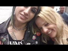 The Candice & Joey Show Episode 26 at PWB with Christina Von Eerie, Drake Younger & More! - YouTube