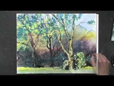 Bettags-Malschule - Landschaften in Aquarell