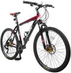 #Amazing Merax Finiss 26″ Aluminum 21 Speed #Mountain #Bike is best condition with good #quality