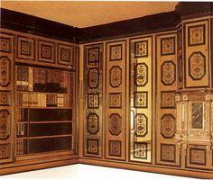 Eltham Palace - London, England Venetian guest suite