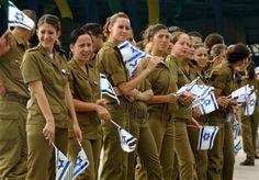 IDF ladies