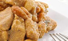 POLLO ALLE MANDORLE Ingredienti: 300 gr di filetti di pollo farina q.b. uno scalogno 100 gr di mandorle pelate 3 cucchiai di olio di oliva sala e pepe...scopri la ricetta-->