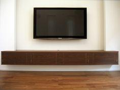 ウォールナット 造作 テレビボード 1