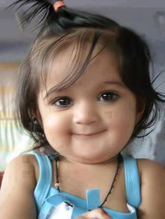 If u think she is cute, Like it now!! Visit Kids page http://magicpathshala.com/