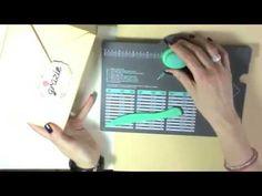 Scrap tutorial:Scatola 3d di grandi dimensioni con envelope punch board - Packaging tutorial
