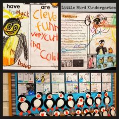 Powerful academic punch with all of this penguin fun! Close Reading, writing, vocabulary, and comprehension!