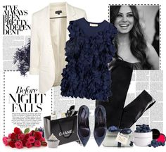 """""""...before night falls..."""" by mari-moon ❤ liked on Polyvore"""