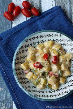 Gnocchi-Paprika-Auflauf | Gnocchi