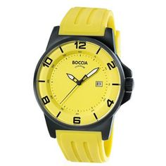 Boccia Titanium  watch - Lovely color!