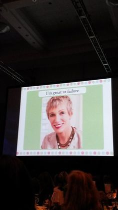 Barbara Corcoran with The Cordial Cherry at the 25th Anniversary Celebration of the Women's Fund of Omaha.