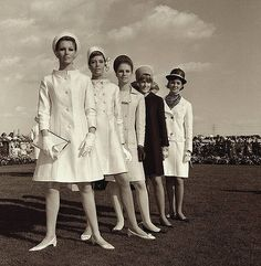 Fashions on the Field #vintage #1960s