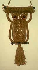 Beautiful macrame owl