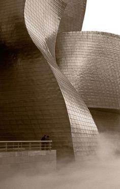 Guggenheim, Bilbao, Frank Gehry