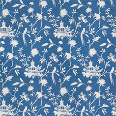 This is a beautiful blue toile drapery fabric by Trend Fabrics. This fabric is perfect for any home decorating project.Minimum 1 yard order. Please allow 1 week from order date to ship.v142PEFR