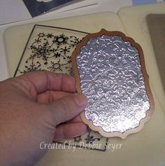 Foil Embossing Tutorial