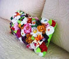 felt flowers - Google Search