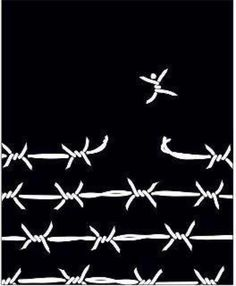 Freedom is a state of heart.