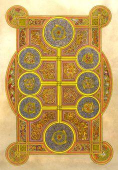 Eight Circle Cross — Michael Carroll Celtic Design Doreen Virtue, Four Arms, Book Of Kells, Christian Symbols, Celtic Tree, Early Christian, Celtic Designs, Eight, Illuminated Manuscript