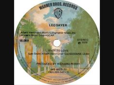 "Leo Sayer - Easy To Love (Dj ""S"" Bootleg Extended Re-Mix)"