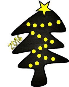 Free Printable Christmas Tree Vector