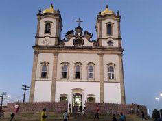 Senhor do Bonfim (Bahia) Brasile | Igreja de Nosso Senhor do Bonfim - Salvador, Bahia - Foto de Igreja de ...