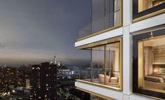 Gallery of New Images Released of Foster + Partners' Luxury Manhattan Condominium - 2