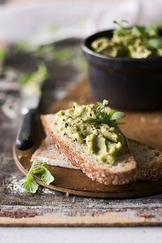 Herne-avokadohummus | K-ruoka #vegaani