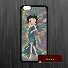 Sexy Cartoon Girl Betty Boop Cover case for iphone 4 4s 5 5s 5c 6 6s plus samsung galaxy S3 S4 mini S5 S6 Note 2 3 4  zw0197