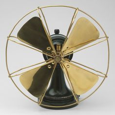 Fan GB1 | Peter Behrens | Bauhaus