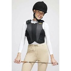 Airowear Outlyne Flexible Protective Riding Vest | Dover Saddlery