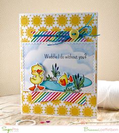 Happy Scrapper: SugarPea Designs- Day Four- Sweet Peek's