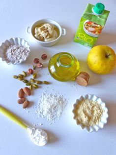 sans gluten  Découvrez les ingrédients de remplacement de la farine de blé et du beurre dans les pâtisseries.