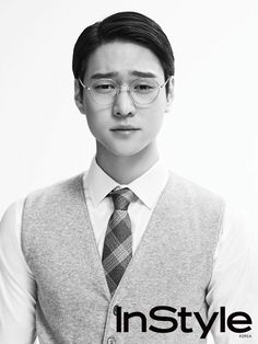 Go Kyung Pyo appears in the upcoming May edition of Instyle and this is just a preview. Check it out! Source | InStyle