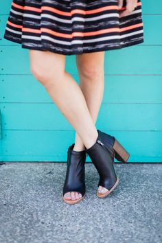 Dolce Vita Mercy Booties on M Loves M @marmar