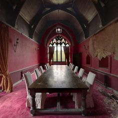 'The Red Room' by Matt Emmett
