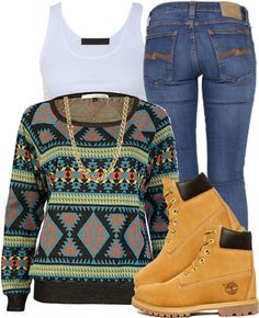A fashion look from April 2013 featuring River Island tops, Tusnelda Bloch tops and Nudie Jeans Co. Browse and shop related looks. Dope Outfits, Swag Outfits, Casual Outfits, Hipster Outfits, Grunge Outfits, Fall Winter Outfits, Winter Wear, Autumn Winter Fashion, Summer Outfits