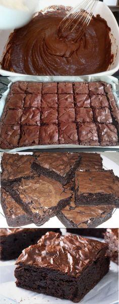 Cupcakes, Good Food, Yummy Food, Bread Cake, Brownie Cookies, Chocolate Brownies, Muffins, Fudge, Cravings