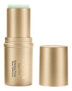 Stila Aqua Glow Perfecting Primer is a fabulously cooling water-based primer stick that glides on effortlessly to create the perfect canvas for makeup. Packed with nourishing ingredients to care for your skin