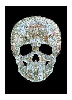 Seiko Kato Subterranean Art Print Release http://ift.tt/2iYCIfz... #Arsetculture #Inside_the_Rock_Poster_Frame #Gig_Posters
