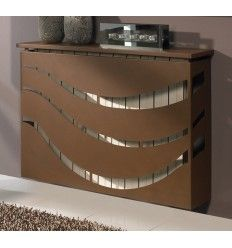 Cubreradiador de forja con cajón de alta calidad y diseño MANRESA